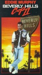 Beverly Hills Cop II - Plakat zum Film