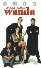 Ein Fisch namens Wanda - Plakat zum Film