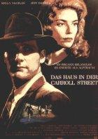 Das Haus in der Carroll Street - Plakat zum Film