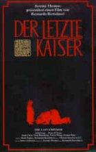 Der letzte Kaiser - Plakat zum Film