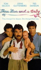 Noch drei Männer, noch ein Baby - Plakat zum Film