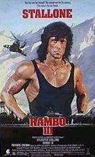 Rambo III - Plakat zum Film