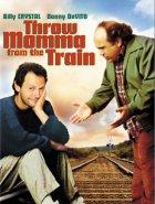 Schmeiß die Mama aus dem Zug - Plakat zum Film
