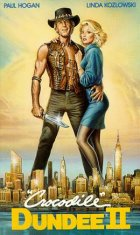 Crocodile Dundee II - Plakat zum Film