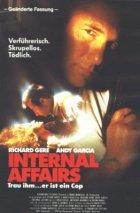 Internal Affairs - Trau ihm, er ist ein Cop - Plakat zum Film