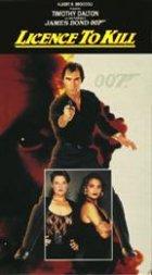 James Bond 007 - Lizenz zum Töten - Plakat zum Film
