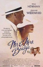Mr. und Mrs. Bridge - Plakat zum Film