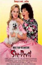 Die Teufelin - Plakat zum Film