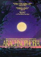 Arachnophobia - Plakat zum Film