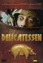Delicatessen - Plakat zum Film