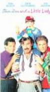 Drei Männer und eine kleine Lady - Plakat zum Film