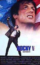 Rocky V - Plakat zum Film