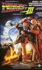 Zurück in die Zukunft III - Plakat zum Film