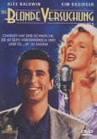 Die blonde Versuchung - Plakat zum Film