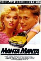 Manta, Manta - Plakat zum Film