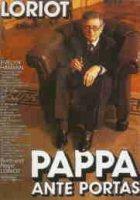 Pappa ante portas - Plakat zum Film