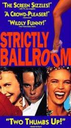 Strictly Ballroom - Die gegen alle Regeln tanzen - Plakat zum Film