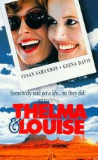 Thelma und Louise - Plakat zum Film