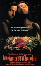 Bittersüße Schokolade - Plakat zum Film