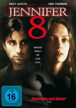 Jennifer 8 - Plakat zum Film