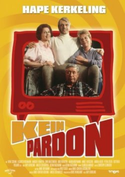 Kein Pardon - Plakat zum Film