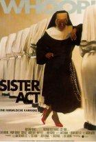 Sister Act - Eine himmlische Karriere - Plakat zum Film