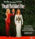 Der Tod steht ihr gut - Plakat zum Film