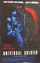 Universal Soldier - Plakat zum Film