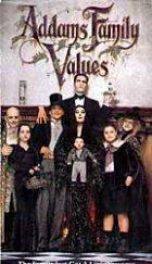 Die Addams Family in verrückter Tradition - Plakat zum Film