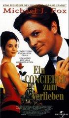 Ein Concierge zum Verlieben - Plakat zum Film