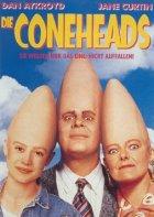 Die Coneheads - Plakat zum Film
