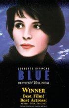Drei Farben: Blau - Plakat zum Film