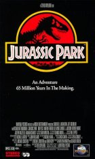 Jurassic Park - Plakat zum Film