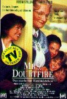 Mrs. Doubtfire - Das stachelige Kindermädchen - Plakat zum Film
