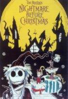 Nightmare Before Christmas - Plakat zum Film