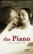 Das Piano - Plakat zum Film