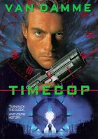 Time Cop - Plakat zum Film