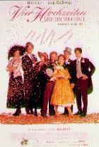 Vier Hochzeiten und ein Todesfall - Plakat zum Film
