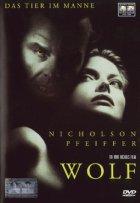 Wolf - Das Tier im Manne - Plakat zum Film