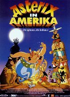 Asterix in Amerika - Plakat zum Film