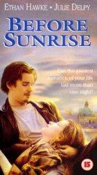 Before Sunrise - Plakat zum Film