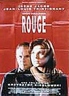 Drei Farben: Rot - Plakat zum Film