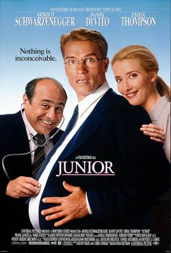 Junior - Plakat zum Film