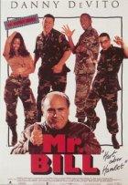 Mr. Bill - Plakat zum Film
