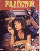 Pulp Fiction - Plakat zum Film