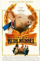 Rennschwein Rudi Rüssel - Plakat zum Film