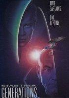 Star Trek - Treffen der Generationen - Plakat zum Film