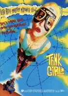 Tank Girl - Plakat zum Film