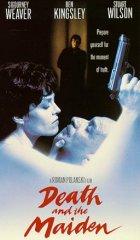 Der Tod und das Mädchen - Plakat zum Film