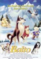 Balto - Ein Hund mit dem Herzen eines Helden - Plakat zum Film